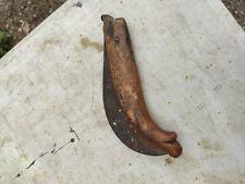 Altes Antikes Drudenmesser Taschenmesser Fuhrmannsmesser Jagdmesser Wilderer