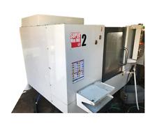 2013 Haas Super Mini Mill 2 ID:2337   Used CNC Vertical Machining Center