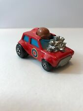 Vintage Matchbox Mini-HA-HA Number 14 1975 Lesney England Superfast Red