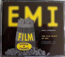 EMI Music Publishing: The Film Music of EMI Vol. 1 -- Songs & Themes 4 CD Set!