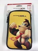 Nintendo 3DSxl Game Traveler Donkey Kong Card Protector System Case Skin New DSi