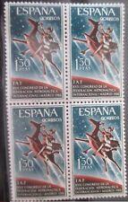SPAIN ESPAÑA 1966 EDIFIL Nº 1749 ** MNH  CONGRESO DE ASTRONAUTICA. BLOQUE 4