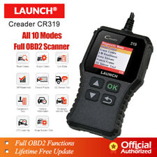 Automotive OBD Code Reader LAUNCH OBD2 Scanner Car Check Engine Diagnostic Tool