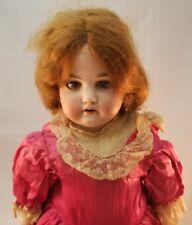 Antique Armand Marseille German Doll Marked AM1 DEP #370 w/ Bisque Head