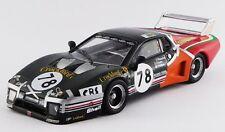 Best 1:43 Ferrari 512 BB - LeMans 1980 - #78 O'Rourke / Phillips / Down