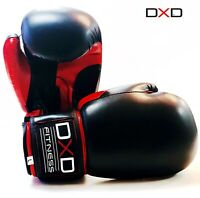 DXD Boxing Gloves Training Muay Thai Sparring Punching Kickboxing Fighting Mitts