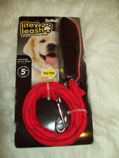 litey leash - 5' nighttime dog lease for all size dogs - New original packaging