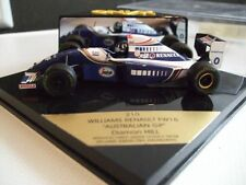 Onyx Modell in 1:43, ..Williams Renault FW16, Australian GP, Damon Hill