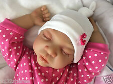 "cheap 1st reborn style doll baby girl big newborn size kids childs Megan  22"""