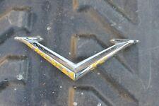 1953 DeSoto V Ornament Emblem 1494216 NICE * S