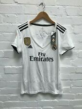 Real Madrid adidas Women's 18/19 Home Shirt - M - Vinicius Jr 28 - NWD