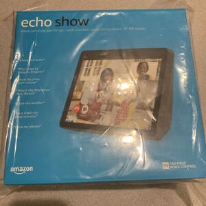 "Echo Show 10"" HD Display W/ Alexa Bluetooth WIFI (NEW) FREE SHIPPING"