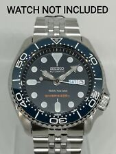 Ceramic Bezel Insert for Seiko SKX007 SKX009 dark blue colour seamaster