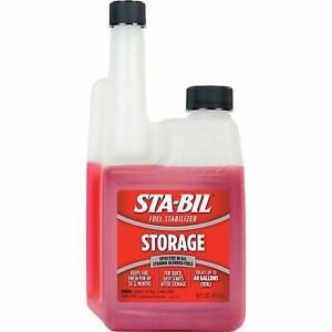 STA-BIL Storage Fuel Stabiliser - Petrol Additive - 16oz