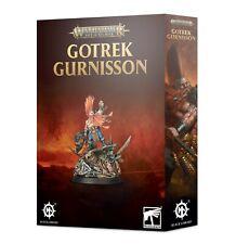 Gotrek Gurnisson miniature