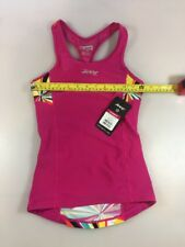 Zoot Womens Performance Racerback Tri Top Xsmall Xs (6188)