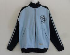 ~RARE VINTAGE NWT~Adidas MUHAMMAD ALI~ZAIRE TRACK TOP sweat shirt Jacket~Mens XL