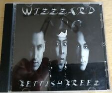 WIZZZARD    -   BETTISHBREEZ   -----  MEGA RARE INDIE R&B SOUL CD - BETTY WRIGHT