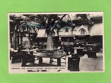 Viennese Bar Butlin's Holiday Camp Filey RP pc used 1949 Ref B653