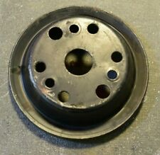 GM 1963-1974 Chevy Corvette GM Crank Shaft ps Single Groove Pulley 3751232 BB