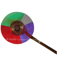 New Projector Color Wheel For Infocus LP650 Home Projector Repair Fitting