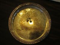 Mayfair Gallery Tray 1771G by International Silver for Rogers & Bro Silverplate