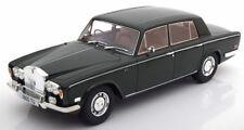 Cult Models 1975 Rolls Royce Silver Shadow RWB Dark Green Metallic 1:18*New Item