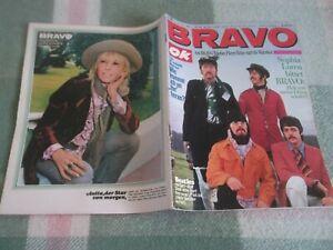 Bravo 25-1967 – komplett - Starschnitt Winnetou –Poster Ricky Shayne - Karin Dor