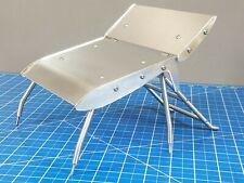Personalizzato Fatto Alluminio Roll-Bar Aletta Tettuccio per Tamiya 1/10 RC