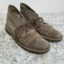 Clarks Mens Original Desert Boot 9 Brown Suede Chukka Lace Up
