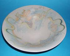 Marion Valder Studio Art Pottery Devon - Contemporary Decorative Porcelain Bowl.