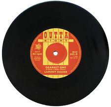 "LAMONT DOZIER  ""DEAREST ONE""   MONSTER 60's  MOTOWN / R&B  LISTEN!"