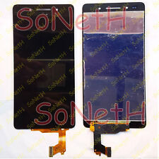 """TOUCH SCREEN + LCD DISPLAY HUAWEI HONOR 7 PLK-L01 5,2"""" Nero"""