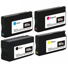 x4 de HP 950 951 XL OfficeJet pro 8100 8600 plus 8610 8615 8620 8630 251 276 DW