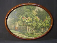 Oval Picture Frame for 1900/4818