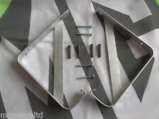 MGTF MG TF Stainless Hardtop Wall Mounting Bracket Kit Brand New mgmanialtd.com