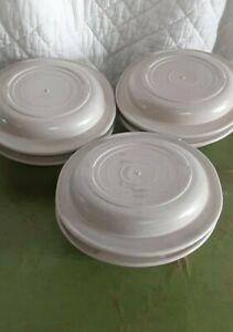 Vintage pcs Tupperware microwave 250ml  500ml dishes bowl