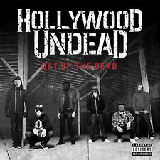 HOLLYWOOD UNDEAD - DAY OF THE DEAD: CD ALBUM (March 30th 2015)