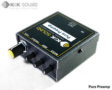 K&K Pure Preamp - acoustic guitar preamp - free postage