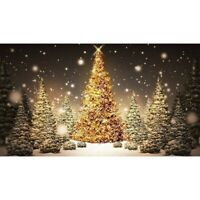Full Drill 5D Christmas Tree Diamond Painting Embroidery Cross Stitch Kits Gifts