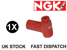 NGK SPARK PLUG RESISTOR COVER LB05EMH 8160 RED *FREE P&P*