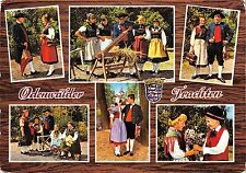 BT11986 Odenwalder Trachten folklore costume         Germany