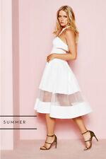 SHEIKE Beautiful Luxe Built In Bra Halter Neck Dress Size 8, RRP $199