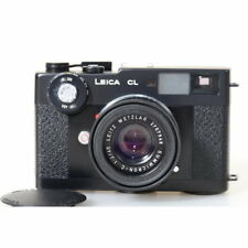 Leica CL Camera with Summicron-C 2,0/40mm Lens