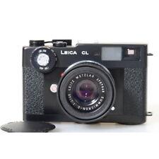 Leica CL Kamera mit Summicron-C 2,0/40mm Objektiv