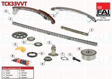 Timing Chain Kit To Fit Toyota Rav 4 Mk Ii (_A2_) 2.0 4Wd (Aca21 Aca20) (1Az-Fe)