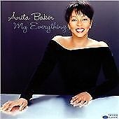 Anita Baker - My Everything (2004) EX FREE SPEEDY UK POST