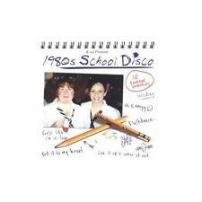 1980 S SCHOOL PARTY - K-TEL RECORDS SAMPLER - CD - OVP