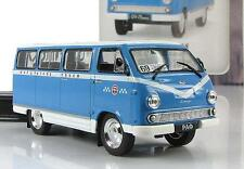 DeAgostini 1:43 Russian RAF-977 Taxi & mag №28