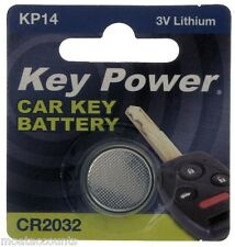 * Pack of 10 * Key Fob Battery 3V [CR2032] DL2032 CA14